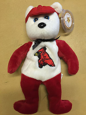 Celebrity Bear #25: St Louis Cardinal's baseball player Mark McQuire,ret'd '00,