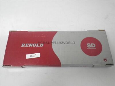 SD06B1 Renold Chain 10Ft 3.04 Metres 2.66 lbs  BS 06B1 (New)