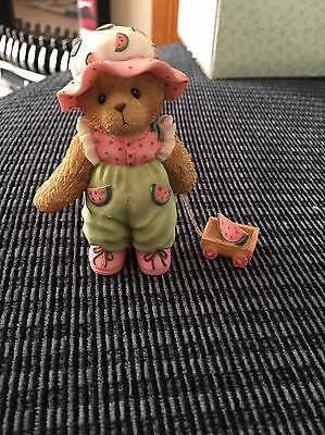 Cherished Teddies. Tori. Friends Are The Sweetest Part Of Life