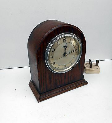 Vintage Ferranti Electric Clock (working for restoration)