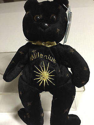 "Celebrity Bear #2000 ""MILLENIUM"" special issue for the year 2000"