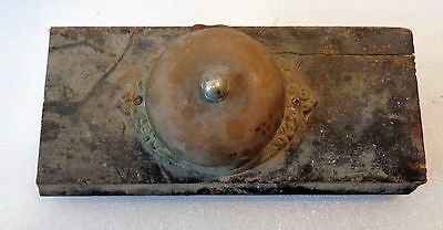Early Mechanical Door Bell