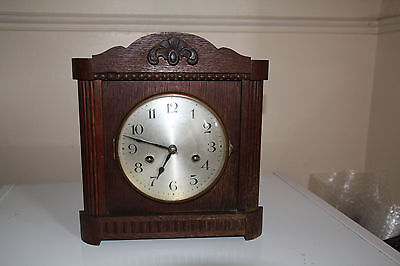 HAC Wurttemberg Striking Mantle Clock