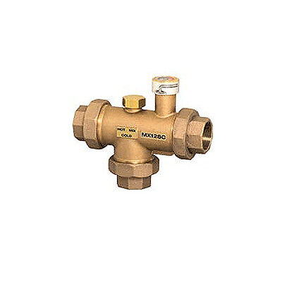 "Honeywell-Sparco 2"" NPT MX Mixing Valve (90-120°) MX130C"