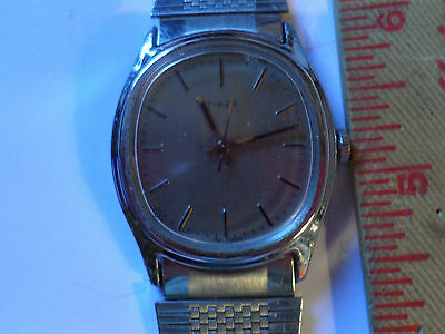 Vintage Timex Automatic watch collectible old timepiece working
