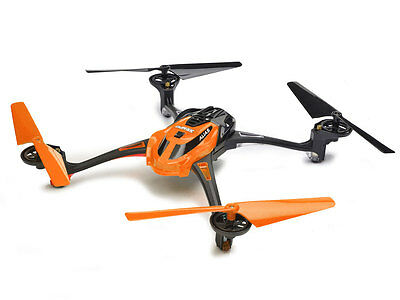 La Trax Alias Quad Rotor Helicopter RTF 2.4GHz - Orange #6608O