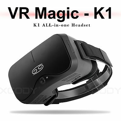 3d-brille All in one 1080P Android 5.1 2+16G 3D VR Box Brille WiFi With Camera