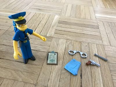 Die Simpsons: Playmates Toys Actionfiguren Serie 7, Officer Marge
