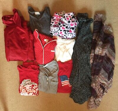 Pre-Own Used Mixed Women Clothes Lot Size S Pant Shirt Dress Abercrombie
