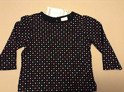 Girls Size 6-12 6 9 12 Month Gymboree Shirt NWT