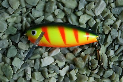 Fishing lure Nils Master JAPITTAJA 55mm 9g color:090 Made in Finland
