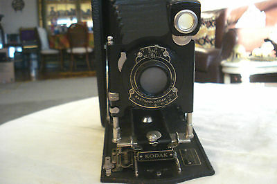 1921 Kodak Autographic Folding Camera Model C w/ Kodex No.1 Lens F7.9 Near Mint