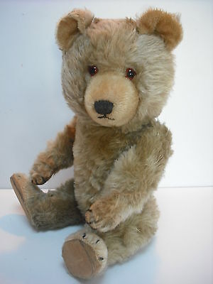 GORGEOUS 1950s CHILTERN MUSICAL TING A LING  TEDDY BEAR