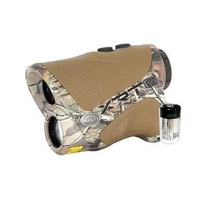 Halo XRT 6A Laser Rangefinder RealTree Xtra Camo Battery Included Hunting Golf