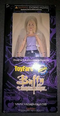 buffy the vampire slayer BUFFY action figure ( moore action collectibles )