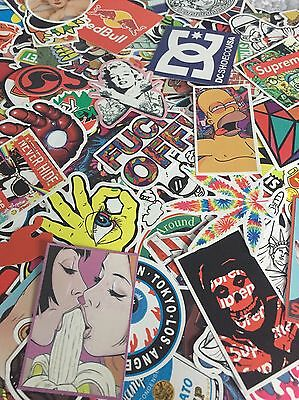 20 Sticker Bomb Pack Jdm Dub Euro Car Skateboard Ipad Styling Vinyl Decal Peices