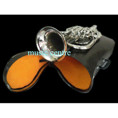 4 Valve Euphonium Chrome Polish With Free Case  & Mouthpiece Made Of Pure Brand