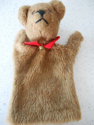 Sooty Hand Puppet Vintage