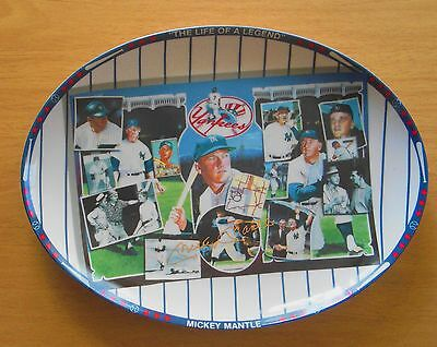 Mickey Mantle The Life of a Legend 1990 Sports Impressions 1st Plate L/N NIB