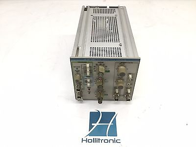 Tektronix PG 507 50MHz Dual Output Pulse Generator Scope Plug-In