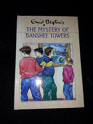 Enid Blyton 'The Mystery of Banshee Towers' children's hardback book | Fiction