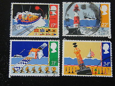 1985 - Safety at Sea - used set