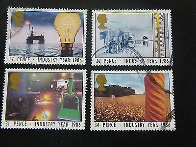 1986 - Industry Year - used set