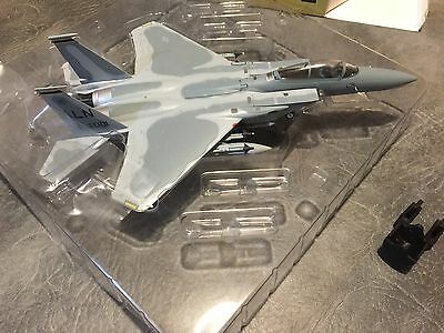 F15 Metal Scale Model Airplane