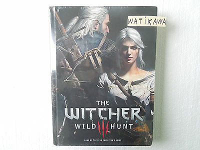 Guide : The Witcher 3 Wild Hunt - Complete Edition Collector's (Anglais) - NEUF