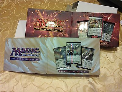 From the Vault Angels e From the Vault  Annihilation Magic Foil Promo Card Rare