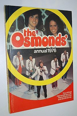 The Osmonds Annual 1976 - Packed With Photos & Info - Pop Legends