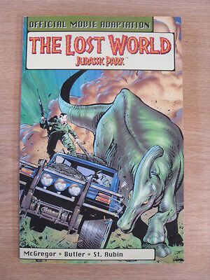1st Edition: The Lost World – Jurassic Park – Official Movie Adaptation