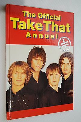 The Official Take That Annual 1995 - Packed With Photos & Info - Gary Barlow