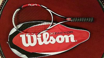 Raquette de tennis Junior Wilson Six one Lite