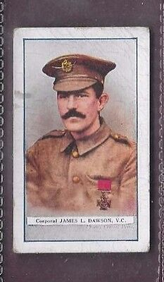 Gallaher Vc Heroes Number 91