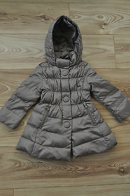 United Colors of Benetton Girls Winter Coat size 2 years