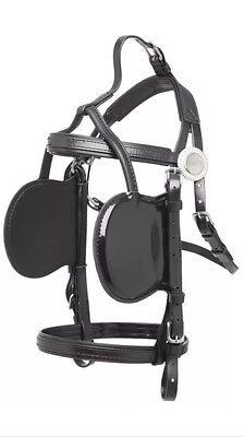 Pony Zilco Driving Bridle BNWT