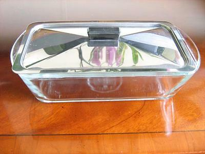 HOSTESS heated trolley dish with or without lid   Glasbake    Free postage