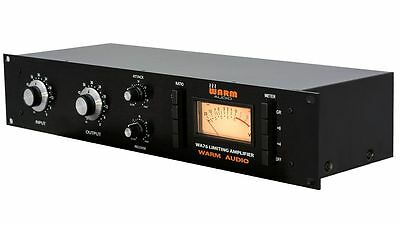 NEW Warm Audio WA76 Discrete Compressor - WA-76  NWAR002
