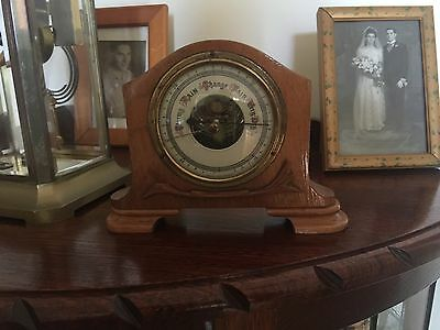 A Vintage Small Barometer
