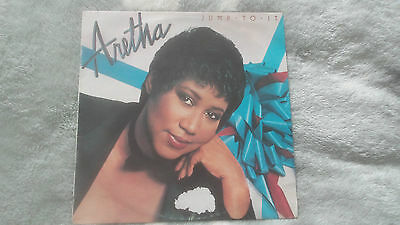 Aretha Jump To It Lp 1983 Us Pressed ?