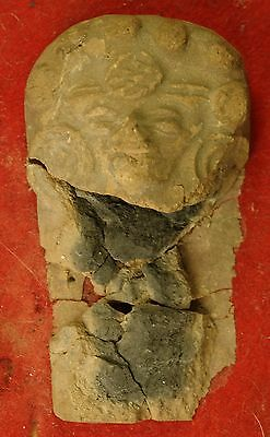 Latin American Effigy Face, Either Real Artifact or Very Old Souvenier Replica