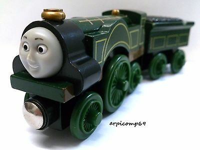 EMILY & TENDER ENGINE - BRIO ELC THOMAS AND FRIENDS Wooden Trains T1