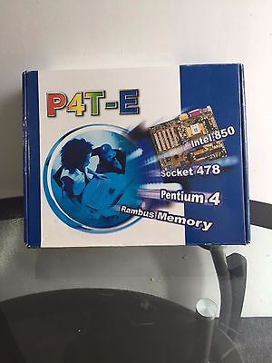 ASUS P4T- E Motherboard