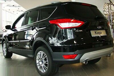 FORD KUGA 2013- Body Side Mouldings Door Molding Protector Trim Cover