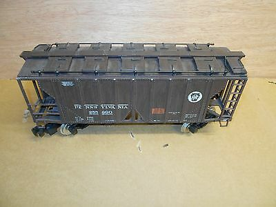 Aristocraft 2 Bay Covered Hopper Car 41215