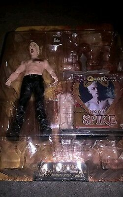 buffy the vampire slayer action figure ( grave spike )
