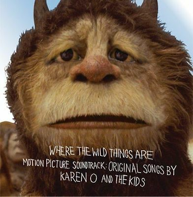 """Karen O And The Kids """" Where The Wild Things Are """" Ost Soundtrack Vinyl Lp"""