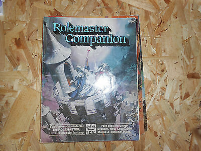 Rolemaster 2nd Edition Companion