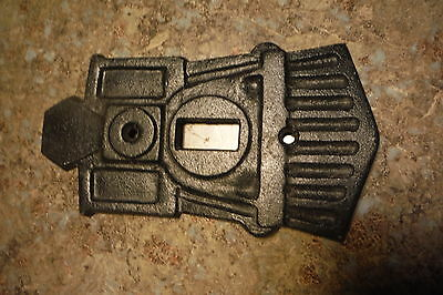 Vintage Old Switcher Switchplate Cover